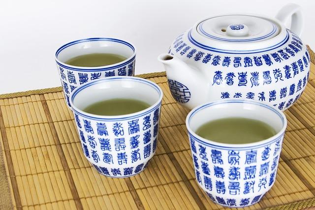 zelený čaj v těhotenství
