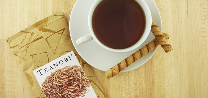 Čaj Hojicha