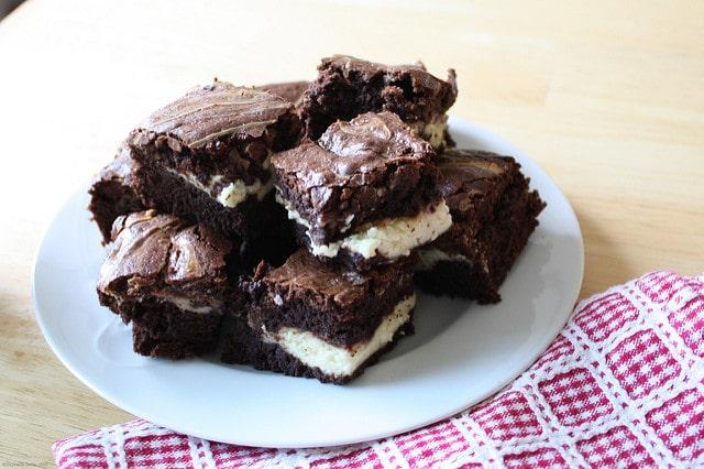 Fitness dort mléčný řez