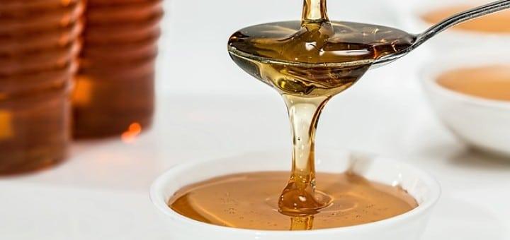 Včelí med a hubnutí