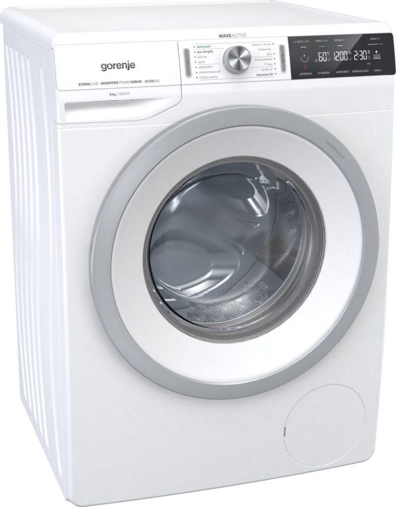 Jak vyčistit pračku levně a bez chemie?