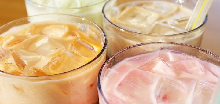 acidofilní mléko