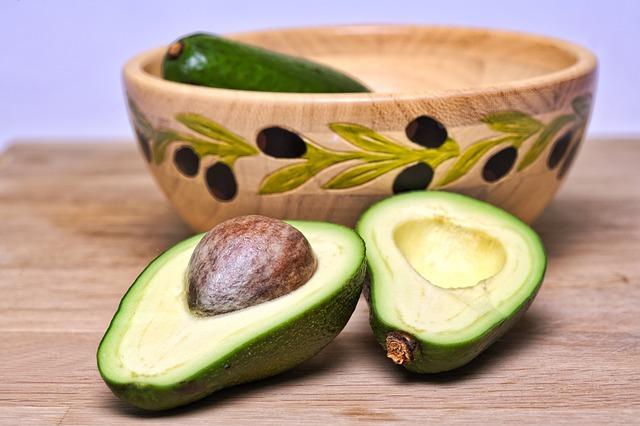 avokádo na cholesterol