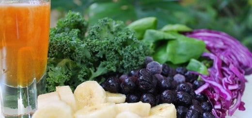 detoxikační dieta