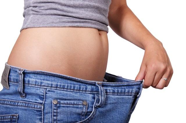 dieta na hubnutí břicha