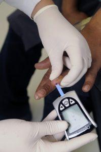měření cholesterolu