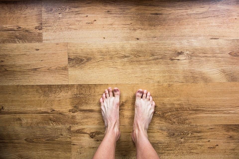 Neuropatie a nohy