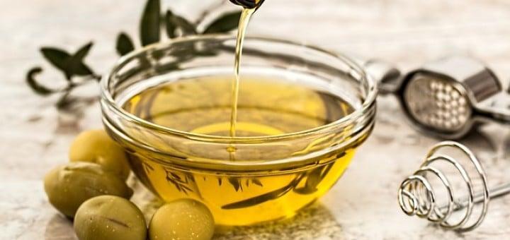 olivový olej účinky