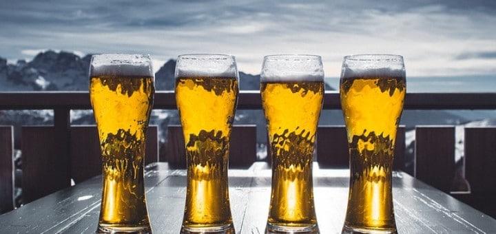 pivo a účinky na zdraví