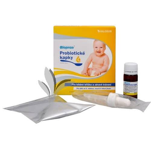 probiotické kapky pro kojence